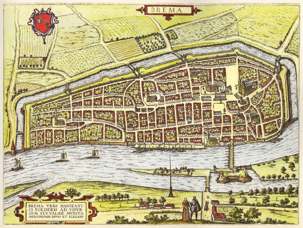 Bremer Karte